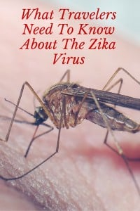 What Travelers Need To Know About The Zika Virus